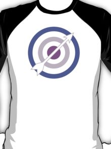 Targets, Arrows, and Purples T-Shirt