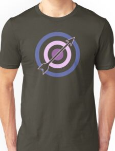 Targets, Arrows, and Purples Unisex T-Shirt