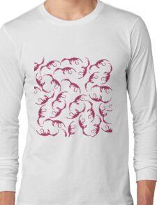 Smaug Pattern Long Sleeve T-Shirt