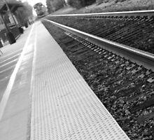 Ventura Train Station by Henrik Lehnerer