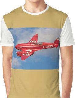 De Havilland Comet Racer G-ACSS Graphic T-Shirt