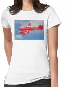 De Havilland Comet Racer G-ACSS Womens Fitted T-Shirt