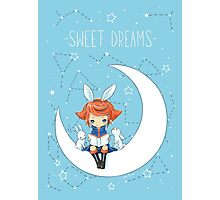 Sweet Dreams Photographic Print