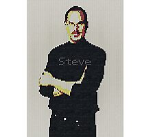 Tribute to Steve Jobs Photographic Print