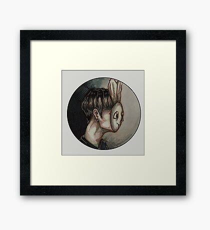 Killer Jungkook Framed Print