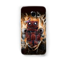 The Lady And the Robot Samsung Galaxy Case/Skin