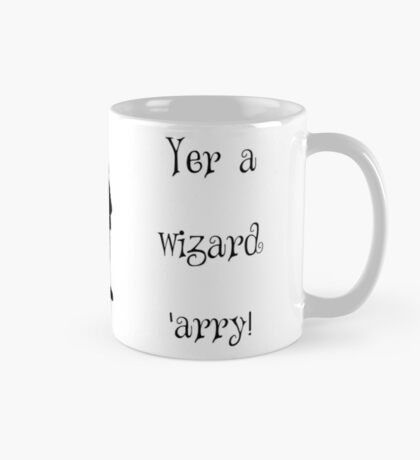 Yer a wizard 'arry Mug
