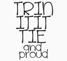 Trinitittie and proud Kids Clothes