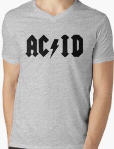 Acid Two Mens V-Neck T-Shirt