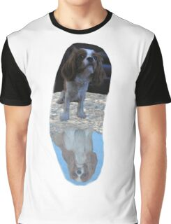 Lucie Puppy Dreams Graphic T-Shirt