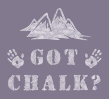 Rock Climbing Got Chalk Kids Clothes