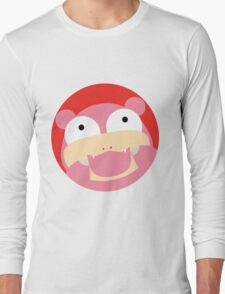 HAPPY SLOWPOKE Long Sleeve T-Shirt