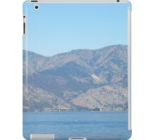 Lake Chelan-Washington iPad Case/Skin