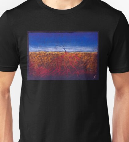 Roots Red Unisex T-Shirt