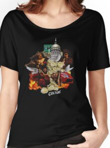 Culture Women's Relaxed Fit T-Shirt