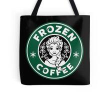 Frozen Coffee Tote Bag