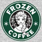 Frozen Coffee by Ellador