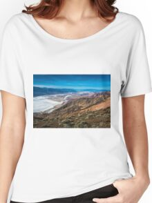 Dantes View T-shirt femme coupe relax