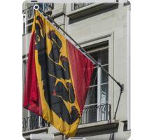 Coat Of Arms - Bern Old City - Switzerland iPad Case/Skin