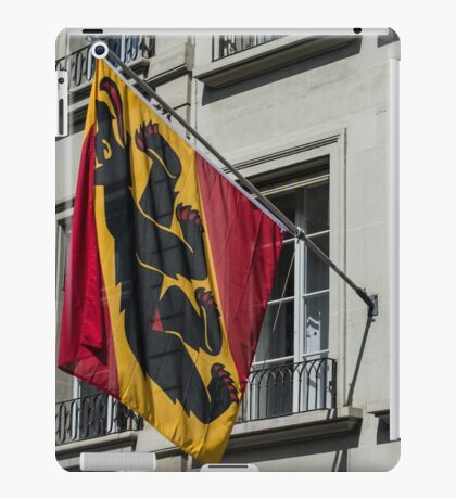 Coat Of Arms - Bern Old City - Switzerland iPad Case/Skin