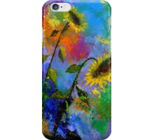 Sunflowers 7741 iPhone Case/Skin
