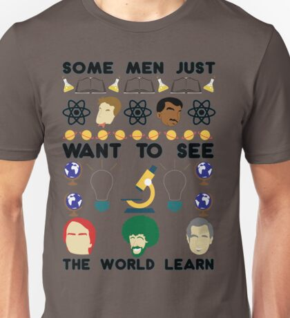 Learning World Unisex T-Shirt