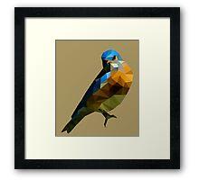 LP Bird Framed Print