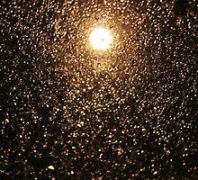 Rainy Night Sun by Gilda Axelrod