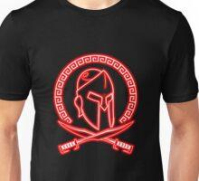 Spartan Logo 3 Unisex T-Shirt