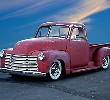 1947 Chevy 'Cosmetically Challenged' Pickup by DaveKoontz
