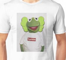 Kaws Kermit the frog  Unisex T-Shirt