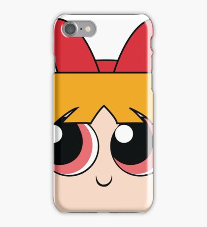 Blossom (Powerpuff Girls) iPhone Case/Skin