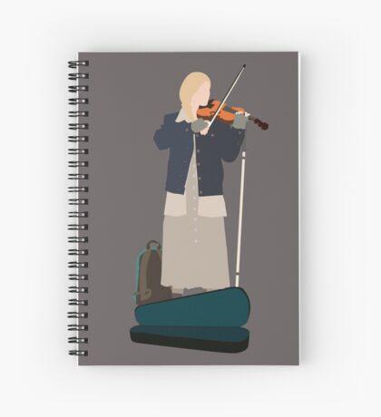 You're strange.  Spiral Notebook