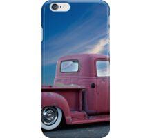 1947 Chevy 'La Patina' Pickup Truck iPhone Case/Skin