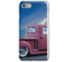 1947 Chevy 'La Patina' Pickup Truck iPhone Case/Skin