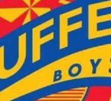 Buffet Boys Sticker
