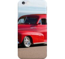 1947 Chevrolet 'Passion Pit' Panel iPhone Case/Skin