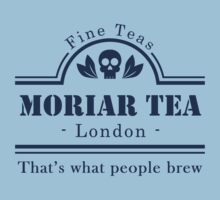 MoriarTea: That's What People Brew Baby Tee