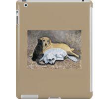 The Three Amigos iPad Case/Skin