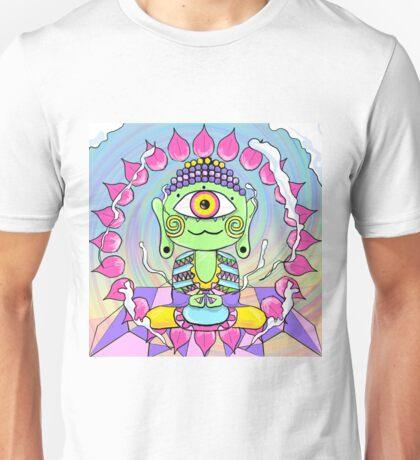 kawaii buddha Unisex T-Shirt