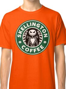 Skellington Coffee Classic T-Shirt