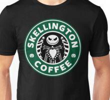 Skellington Coffee Unisex T-Shirt