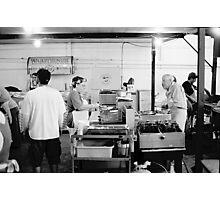 Oktoberfest Kitchen Photographic Print