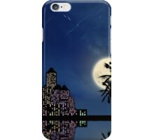 Colorful city iPhone Case/Skin