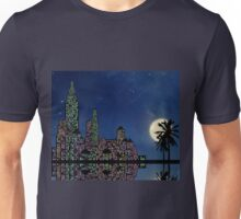 Colorful city Unisex T-Shirt