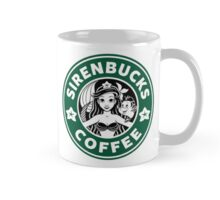 Sirenbucks Coffee Mug
