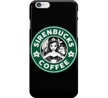 Sirenbucks Coffee iPhone Case/Skin