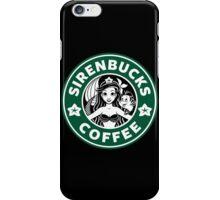 Sirenbucks Coffee iPhone Case/Skin