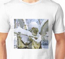 Musical snow angel Unisex T-Shirt