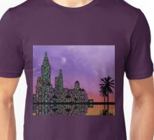 Colorful city 2 Unisex T-Shirt